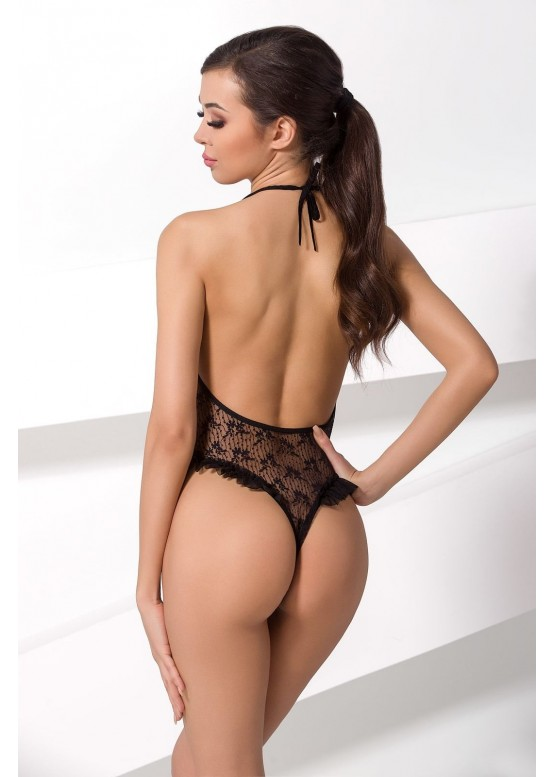 Кружевное боди Passion Erotic Line OTAVIA BODY black