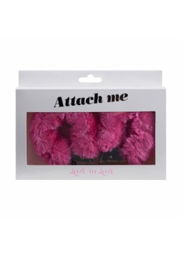 Наручники Love To Love ATTACH ME Pink