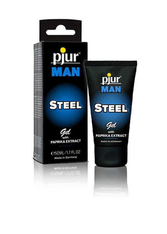 Гель для массажа Pjur MAN Steel Gel 50 ml для мужчин