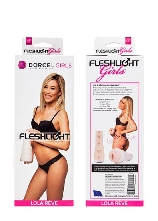 Мастурбатор Fleshlight DORCEL GIRLS Lola Reve