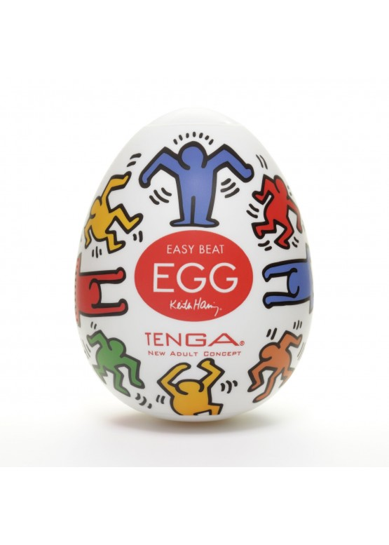 Набор Tenga Keith Haring EGG Dance