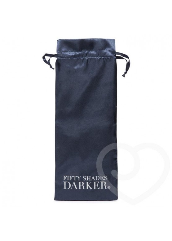 Вибратор для точки G ВЗРЫВ СТРАСТИ Fifty Shades Darker Official Collection